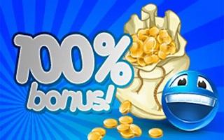 100% bingo bonus
