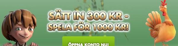 Bertil Bingo och casino på internet