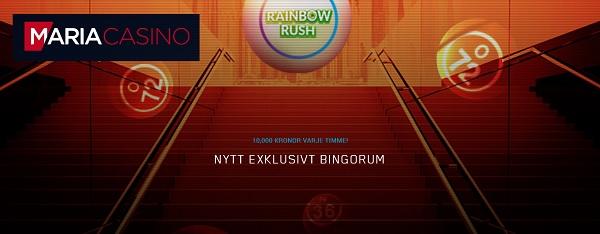 Maria Casinos exklusiva bingorum Triumph